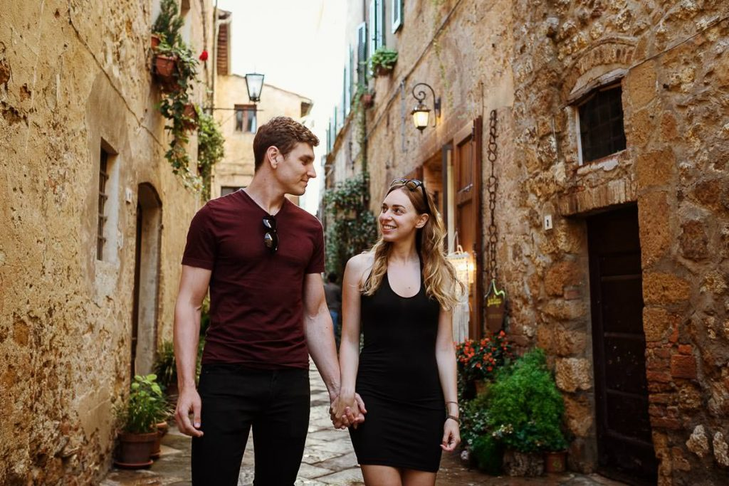 engagement photography pienza valdorcia 2